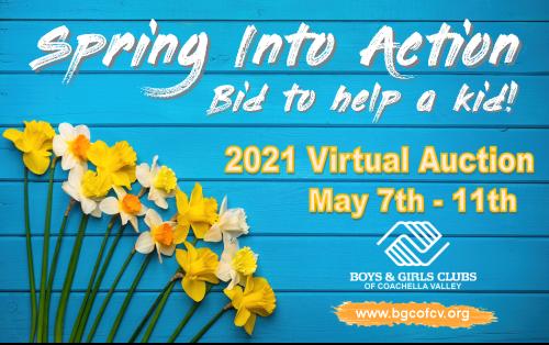 Virtual Grand Auction 2021